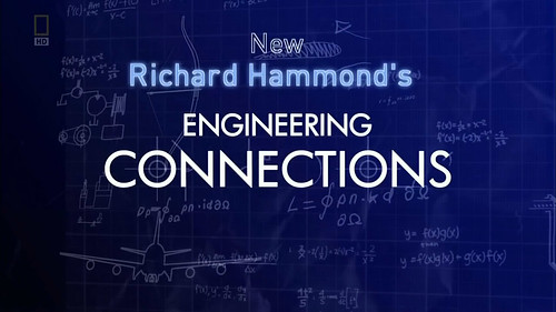 Richard Hammond's Engineering Connections   S02E02 (14th Sep 2009) [HDTV 720p (x264)] preview 0