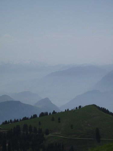 Rigi Mountain, Switzerland