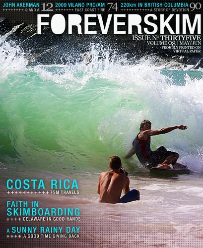 Revista Forever Skim Nº35
