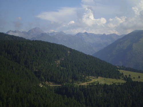 The Ariege valley