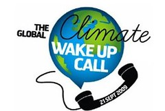 Global Climate Wake Up Call logo