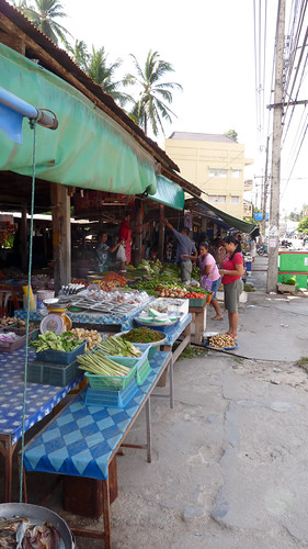 Koh Samui Nathon Market コサムイ ナトン市場4