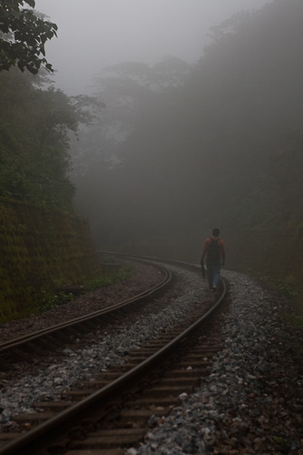 Chitra Aiyer - A Walk on the Tracks