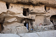 Iran, Historic Village of Meymand (Ali Majdfar) Tags: iran  kerman       maymand gettyimagesmiddleeast