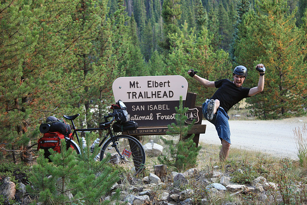 Mr. Elbert Trailhead
