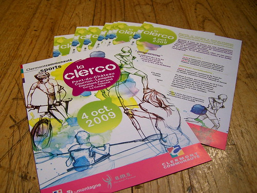 Clerco flyers