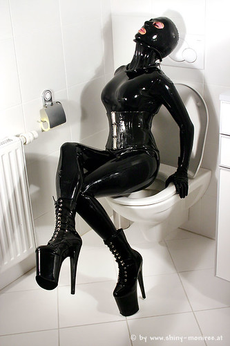 doll Latex rubber