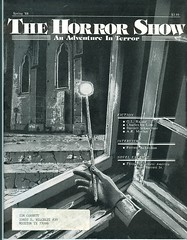The Horror Show (Michael Vance1) Tags: magazine short horror stories reviews forrestackerman michaelvance