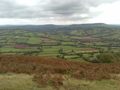 Black Mountains, Wales: nice view