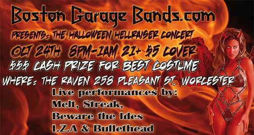 BGB-Halloween Show