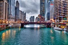 Chicago (Mia Battaglia photography) Tags: chicago hdr