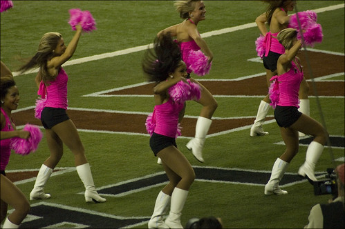 Falcons Cheerleaders 1