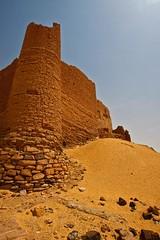 (683) was von der alten Festung übrig geblieben ist (avalon20_(mac)) Tags: africa travel history sahara nature geotagged sand desert egypt 500 misr eos40d schulzaktivreisen