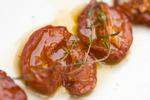 Slow Roasted Tomatoes with Thyme 9