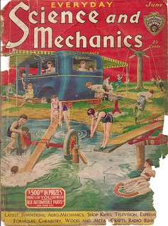 Science & Mechanics, June, 1932