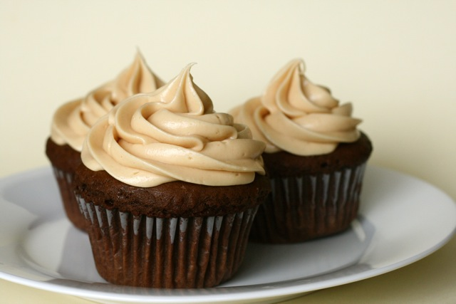 Apartment Finder: Peanut Butter Cupcakes