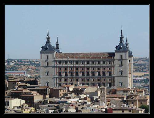 Alcázar desde El Valle