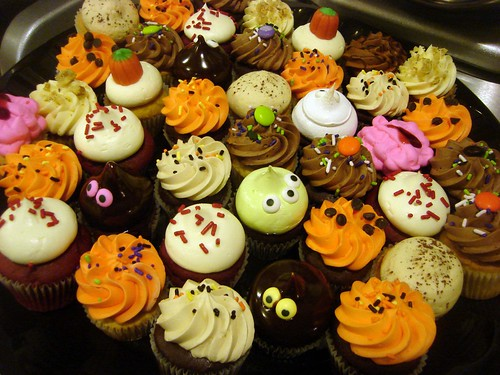 Halloween Party Platter - Minis