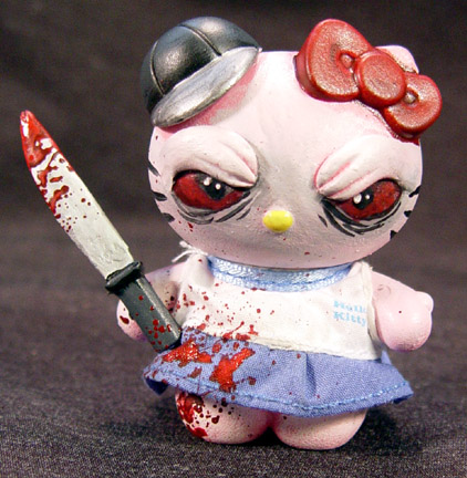 Leyenda Urbana - Hello Kitty