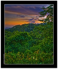 Tropical island sunset... (ffernand) Tags: sunset tropics lightroom d300 tropicalsunset photomatix anawesomeshot fbphoto ffernand