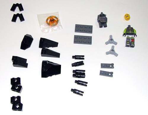 LEGO Atlantis 8056 -  Bag 2