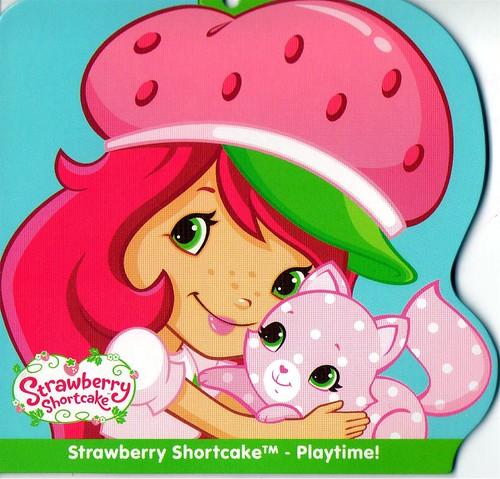 Strawberry Shortcake Playtime