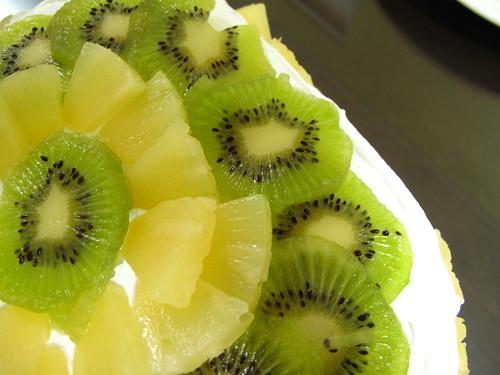 IMG_4272 Pineapple Kiwi Cake