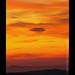 Orange Clouds & Sky