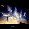It's not about where you take your camera, its where you point your camera. ([ Kane ]) Tags: street sky colour clouds canon power brisbane qld kane simple 1020 gledhill sigma1020 50d kanegledhill wwwhumanhabitscomau kanegledhillphotography