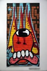 Urbanart@ Sartorial Contemporary Art (unusualimage) Tags: streetart london graffiti bc cyclops panik jamesjessop unusualimage sweettoof sartorialcontemporaryart jenisnell