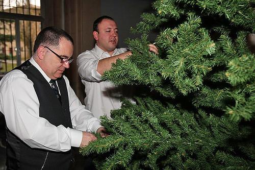 Las peleas familiares en Navidad