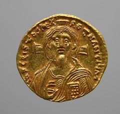 Justinian II (Obverse)