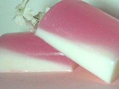 HOT COUTURE (GIVENCHY TYPE) Goats Milk and Olive Oil Soap