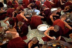 7153 Lunch for the monks--Bagan , Myanmar (ngchongkin) Tags: lunch niceshot monks myanmar click nationalgeographic autofocus anythingyoulike peaceaward colorphotoaward flickraward flickrbronzeaward heartawards flickridol earthasia flickrestrellas thebestshot angelawards pegasusaward bestpeopleschoice goldstarawardlevel1 ringexcellence soniagallery