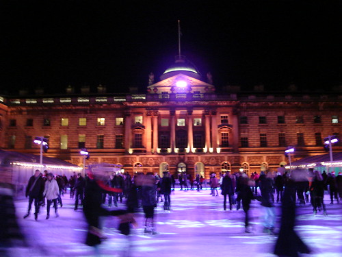 Somerset House Ice Skating 1209 009