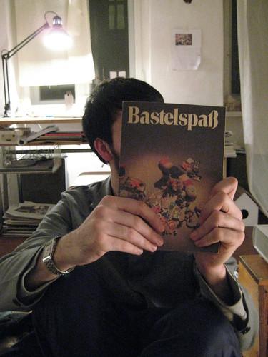 Bastelspaß book