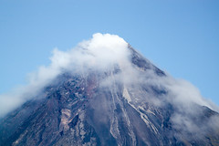 Mayon Volcano (close up) 2 (karlaredor) Tags: volcano philippines albay mayonvolcano