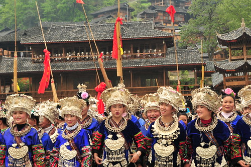 China Miao Minority