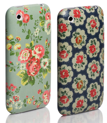 Vintage inspired iPhone cases