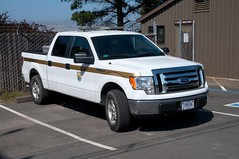 The Ranger Truck (rocketdogphoto) Tags: california pickuptruck fremont policecar alamedacounty fws fordf150 donedwardssanfranciscobaynationalwildliferefuge unitedstatesfishandwildlifeservice