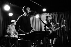 LIVE: Okin Osan @ Brighton Up Bar, Sydney, 18th Feb