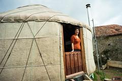 Living on Yurta (www.eiderphoto.com) Tags: yurta arrarats navarra basaburua ilce7 sonya7 om2428 wool
