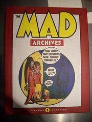 MAD Archives vol.1 (camiondepompier) Tags: comics mad