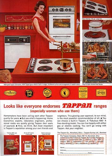 Tappan Appliance Ad