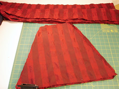 Steampunk Alice: Skirt Pieces