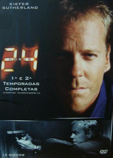 24 Horas 1? e 2? Temporadas by Locadora Vereda