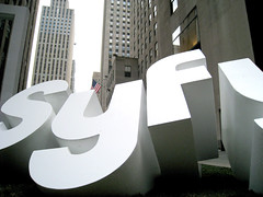 Logo NYC (Proud Creative) Tags: nyc newyork london proud design graphic creative branding syfy imaginegreater