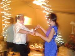 Jack and Emma dancing