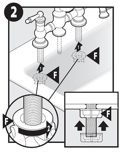 Moen technical illustration