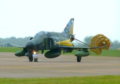 Greek F4 Phantom at RIAT Fairford 2009